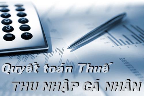 Dịch Vụ Quyết Toán Thuế TNDN   TNCN tại THTax